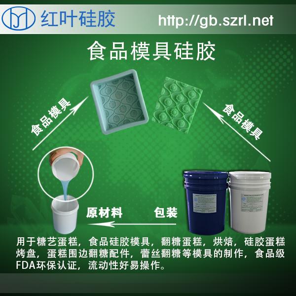 食品級硅膠,食品級模具硅膠,食品級液體硅膠